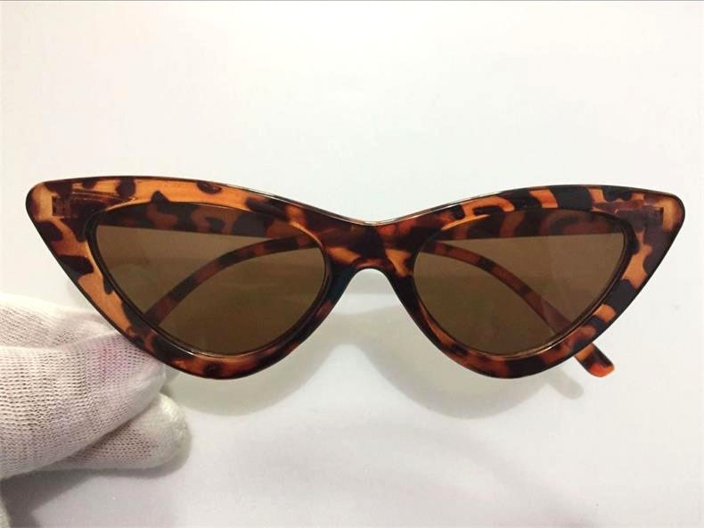 Sassy Cat Eye Sunglasses