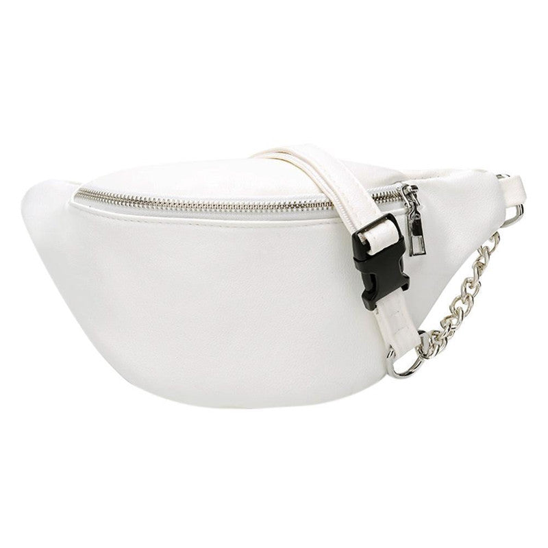 My Bestie Leather Fanny Pack