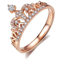 Bridal Tiara Dream Ring