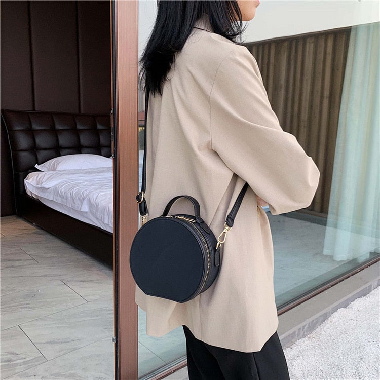 Luxe Leather Bag