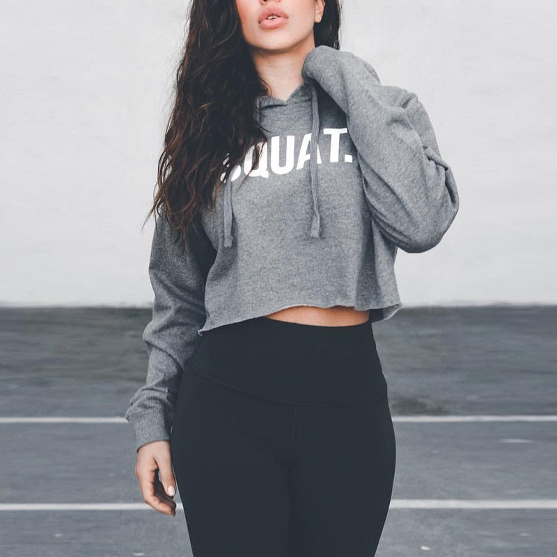 SQUAT Eye Catchy Hoodie