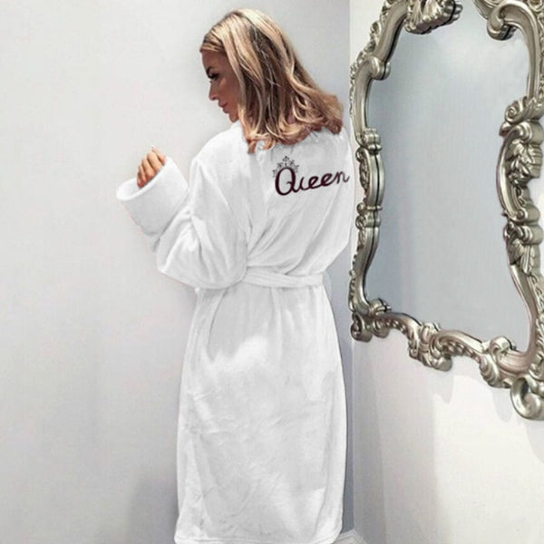 Pamper Me Cozy Bathrobe