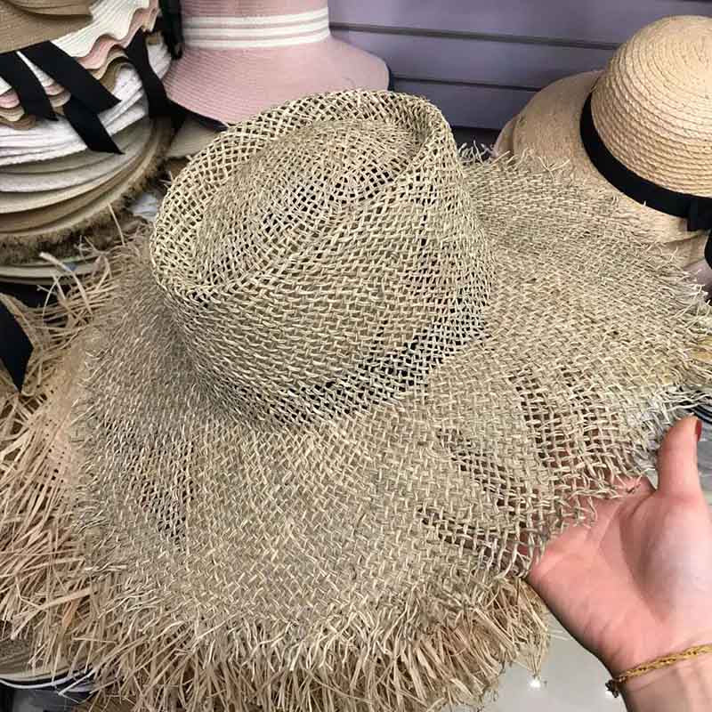 Eleodoro's Boater Crown Straw Hat