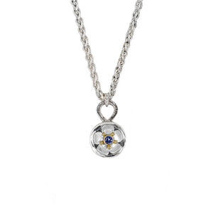 Chloe_Leigh_Designs_Beacon_Of_Hope_Necklace_18K_Yellow_Gold_Silver_Ceylon_Sapphire