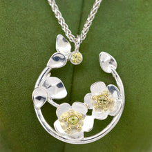 Load image into Gallery viewer, Forget Me Not Necklace