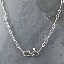 Load image into Gallery viewer, Sea Ribbon Handwrought Chain