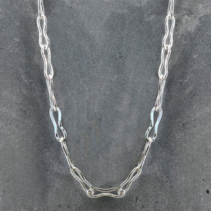 Sea Ribbon Handwrought Chain