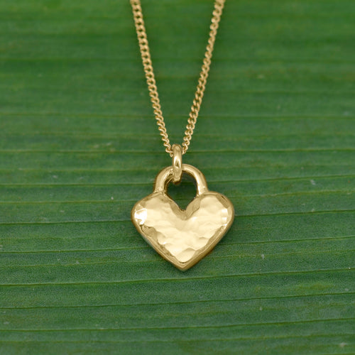 18K Forever Love Necklace