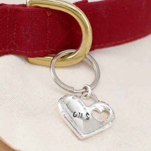 Fur-ever Love, Custom Artisan Dog Jewelry/ Pet ID Tag