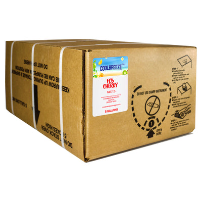 CoolBreeze® FCB Cherry 5 Gallon Bag in Box