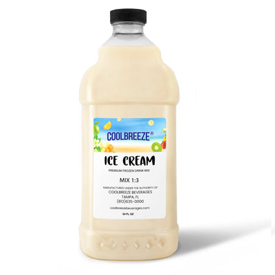 CoolBreeze Frozen Drink Flavor Syrups -Vanilla Ice Cream