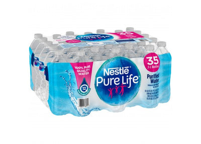 Nestle Pure Life Purified Water 35 Pack