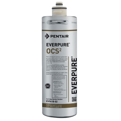 Everpure EV9618-02 OCS2 Filter Cartridge - .5 Micron and .5 GPM