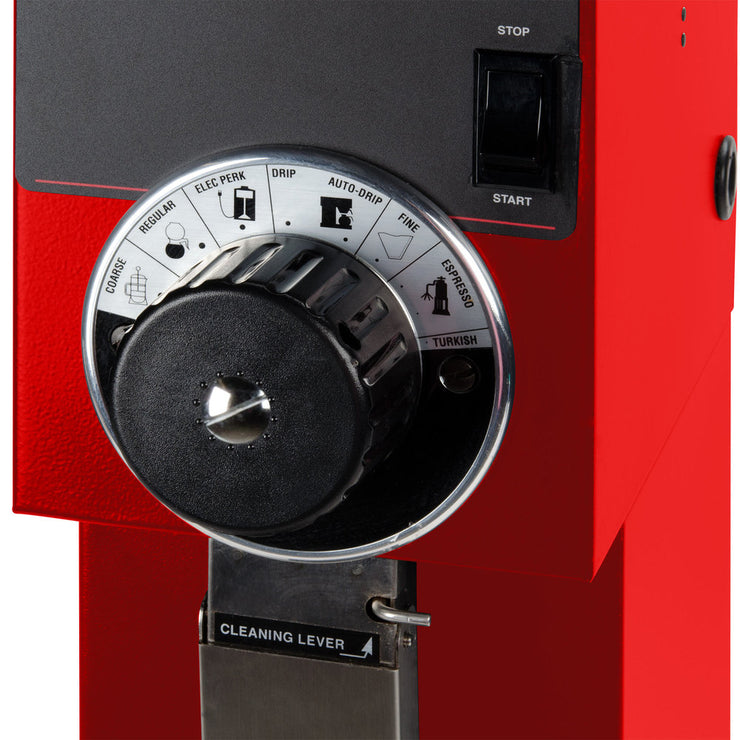 Bunn G3 HD 3 lb. Red Bulk Coffee Grinder