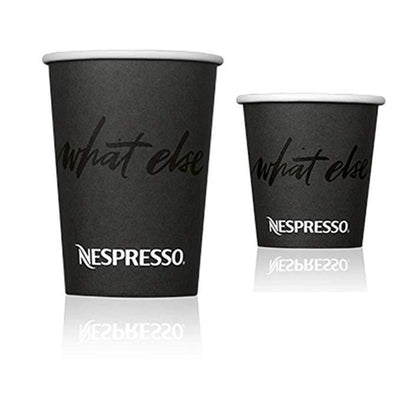 Nespresso Espresso Disposable Paper Cups (One Sleeve)