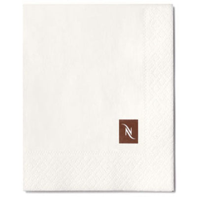Nespresso Espresso Disposable White Napkins (70ct)