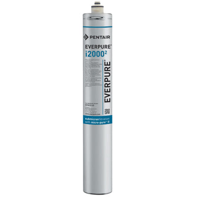 EV9612-22 Pentair Everpure i2000² / i2000 Water Filter Cartridge # EV961227 / EV961222