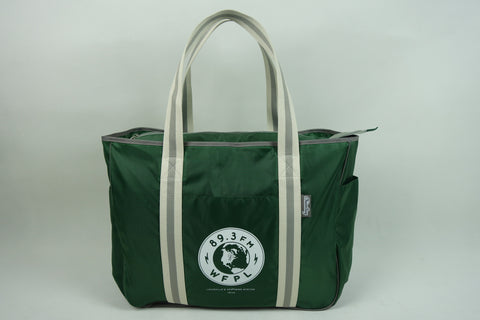 $15/mo. Sustainer Gift - WFPL Tote Bag