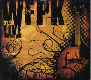 [reduced] $10/mo. Sustainer Gift - WFPK Live Vol. 1 CD
