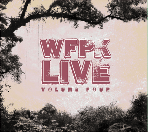 [reduced] $10/mo. Sustainer Gift - WFPK Live Vol. 4 CD