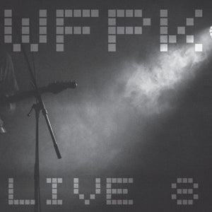 [reduced] $5/mo. Sustainer Gift - WFPK Live Vol. 8 CD