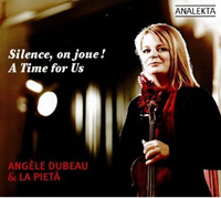 $15/mo. Sustainer Gift - Angèle Dubeau & La Pieta A Time for Us CD