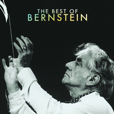 $15/mo. Sustainer Gift - The Best of Bernstein 3-CD set