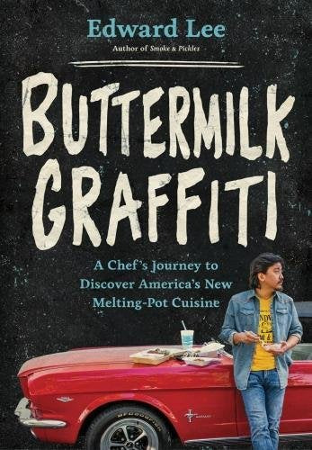 $15/mo. Sustainer Gift - Buttermilk Graffiti book by Edward Lee