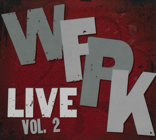 [reduced] $5/mo. Sustainer Gift - WFPK Live Vol. 2 CD