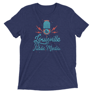 Louisville Public Media Microphone Shirt