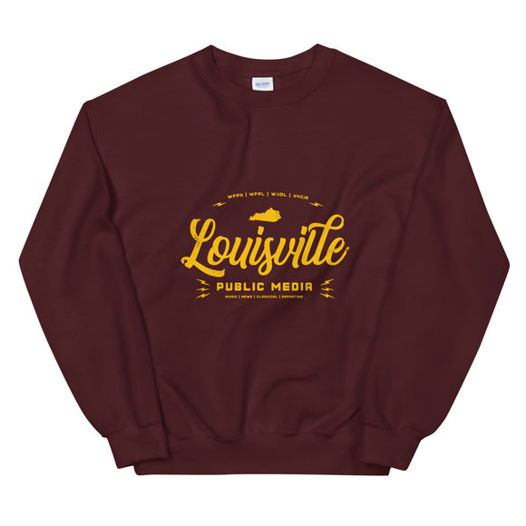 LPM Louisville Sweatshirt (click for more colors!)