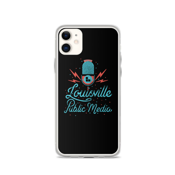 Louisville Public Media iPhone Case