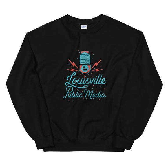 LPM Microphone Sweatshirt (click for more colors!)