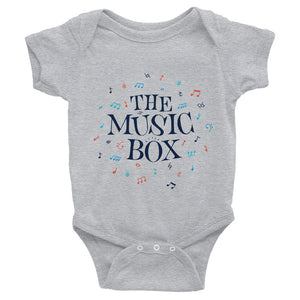 The Music Box Baby Onesie
