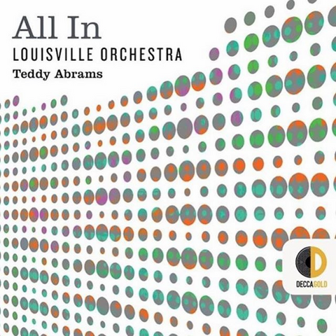 "$15/mo. Sustainer Gift - Louisville Orchestra ""All In"" CD"