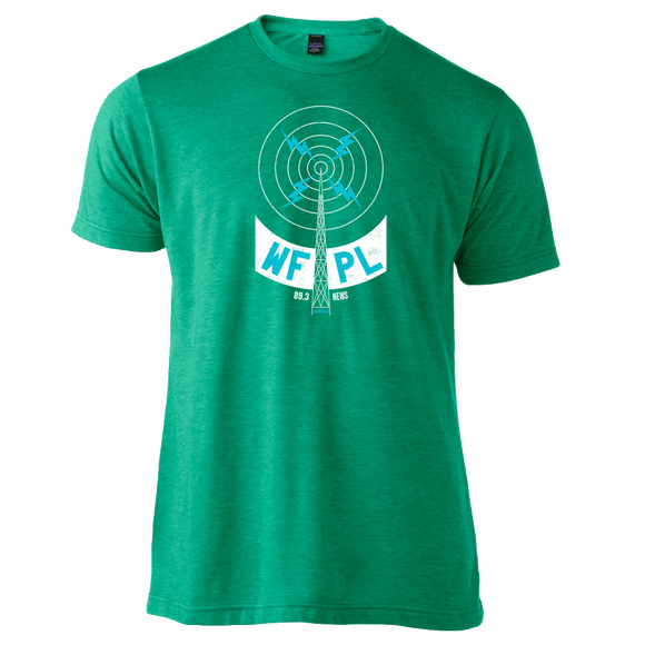 WFPL Air Waves Shirt