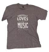 WFPK Louisville Loves Music YOUTH T-Shirt