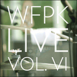 [reduced] $5/mo. Sustainer Gift - WFPK Live Vol. 6 CD