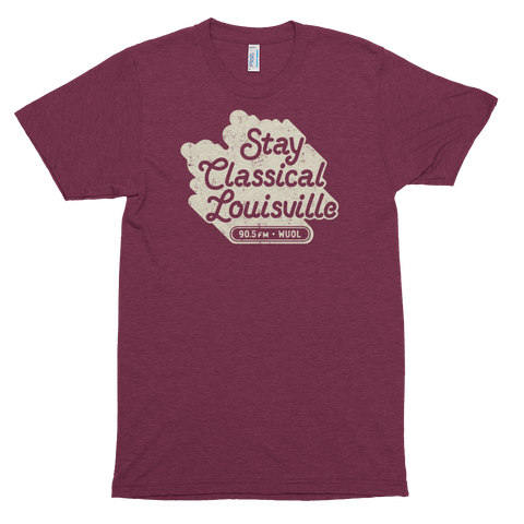 WUOL Stay Classical Shirt (berry)