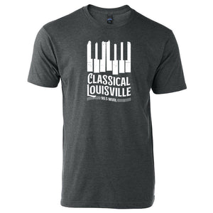 WUOL Classical Piano Skyline Shirt