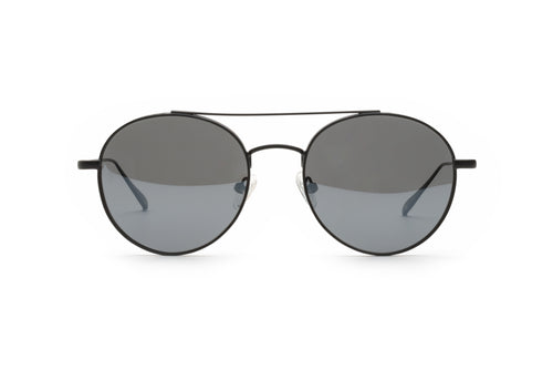 Matte Black Grey Polarized