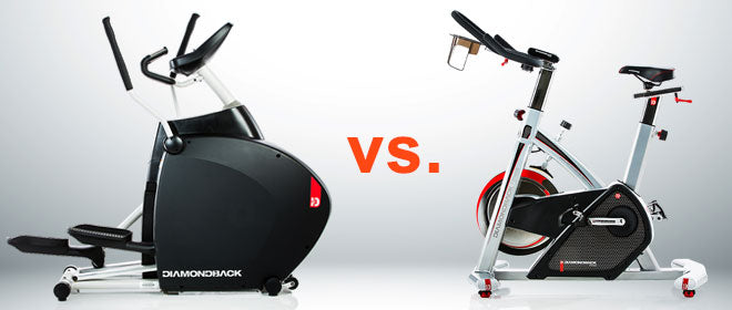 Elliptical vs. Exercise Bike - What's the Difference?