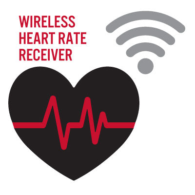 Image for Wireless heart rate tracking