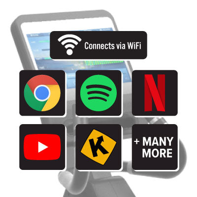 Image of Connect to you Favorite Apps