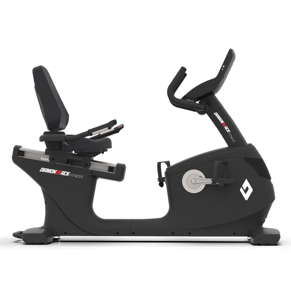 1260sr Recumbent Magnetic Exercise Bike