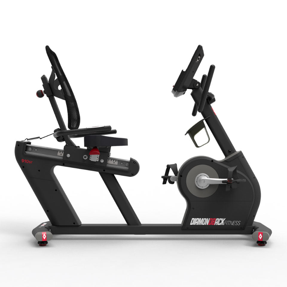 910sr Recumbent Magnetic Exercise Bike
