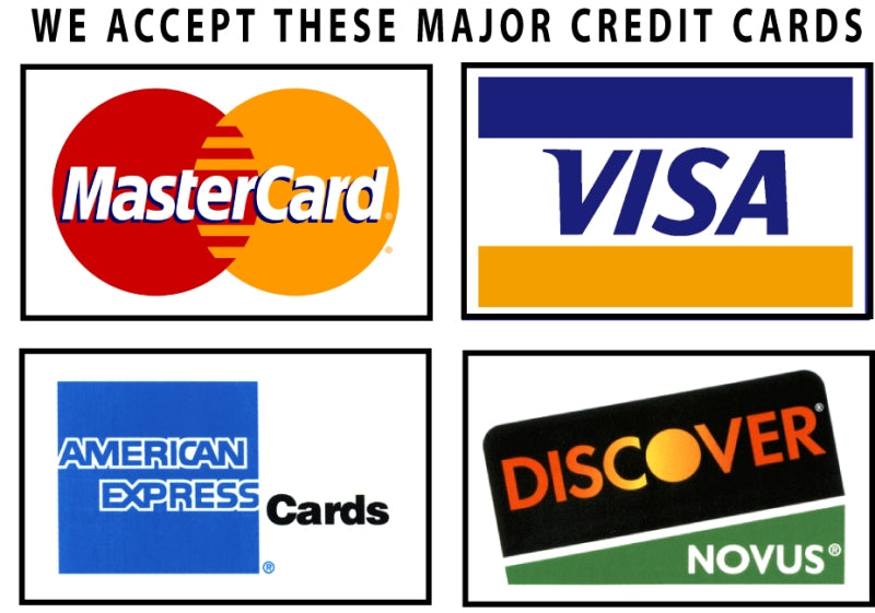 Credit Card Payments NOW Accepted on CBD Hemp Direct!