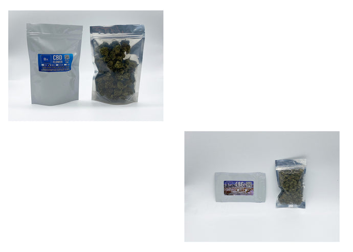 Berry Exotic OZs and CBG Farmers Batch added to July 4th SALE!