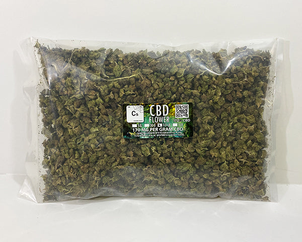NEW CBD PRODUCT ALERT:  CHARLOTTE'S SAUCE #2 SMALL BUDS 1/2 LB IN STOCK!!!