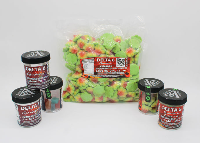 DELTA 8 GUMMIS NOW IN STOCK!!!!